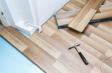 engineered wood floor repair in montgomery