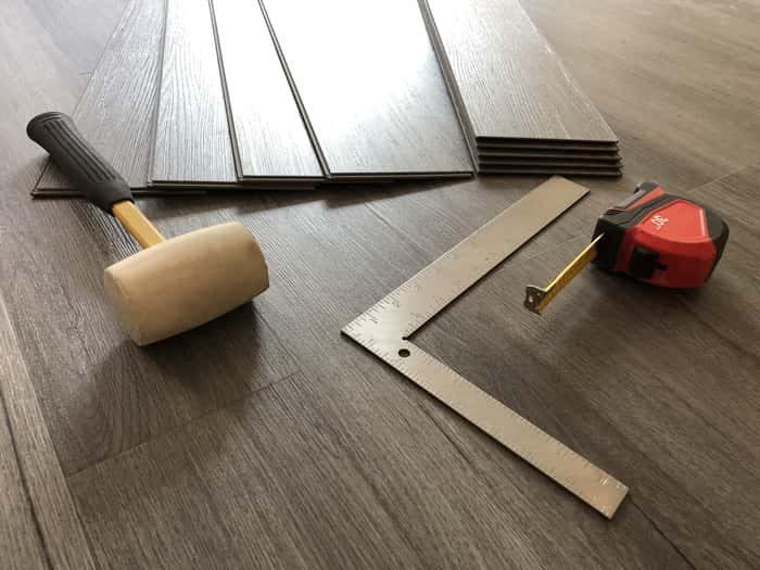 vinyl flooring installation in montgomery